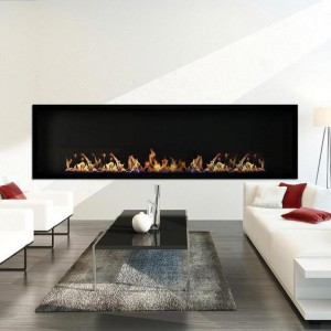 Icon Fires Slimline Firebox SFB1100 - Sort